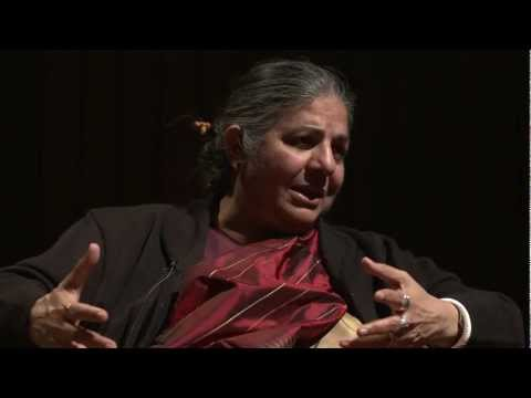 A Conversation with Vandana Shiva Full Event