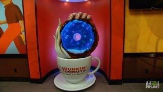 getlinkyoutube.com-Dunkin' Donuts Custom Aquarium | Tanked