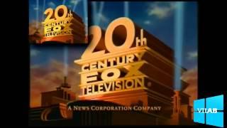 getlinkyoutube.com-20th Century Fox Television Sparta Cyber3Dath Remix