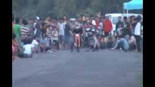 getlinkyoutube.com-Team Drag Bike Kenzie Bojonegoro Setting Ninja Di By Pass Mojoagung Jombang