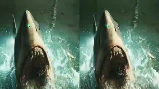 getlinkyoutube.com-3D SBS Shark Bait Parody Music Video Stereoscopic Google Cardboard