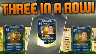 getlinkyoutube.com-FIFA 15 - LUCKIEST TOTS PACK OPENING EVER!!! THREE TEAM OF THE SEASON IN A ROW!! 3 Back To Back TOTS