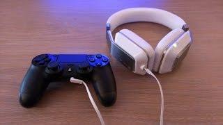 Escuchar el sonido de la PS4 en cualquier audífono