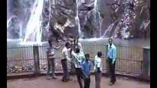 Orissa tourist places ( Pradhana Pata, Waterfall )