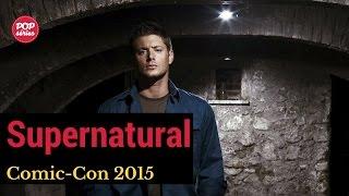 Comic-Con 2015: conversa com o ator de Jensen Ackles de Supernatural
