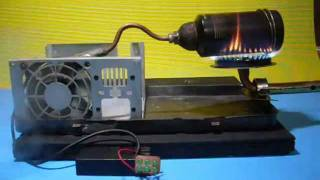 getlinkyoutube.com-Generador casero a vapor con cooler de PC
