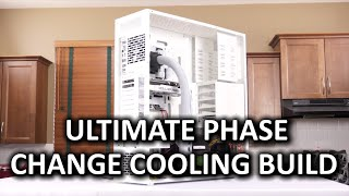 getlinkyoutube.com-How to Build the ULTIMATE Sub-zero Phase Change Cooling PC Build Guide