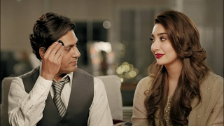 Nawazuddin Siddiqui And Ayesha Khan Kenwood Ad