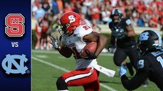 getlinkyoutube.com-NC State vs. North Carolina Football Highlights (2016)