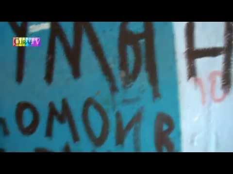 Orașul Bălți e mîzgălit agresiv rusește