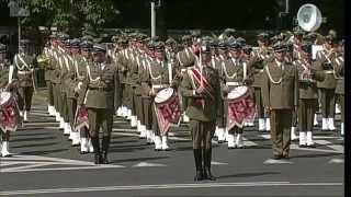 getlinkyoutube.com-Polish military parade 2014 - Armed Forces Day