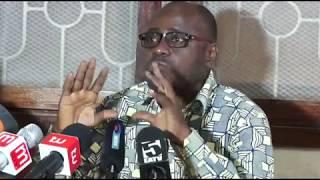 BREAKING: Mbunge Kubenea anazungumza na waandishi habari width=
