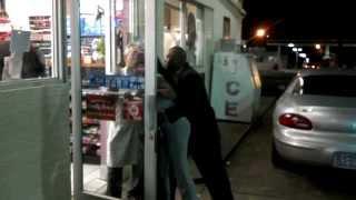 getlinkyoutube.com-Girl Fight At Citgo in Winston Salem NC