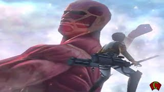 getlinkyoutube.com-Attack on Titan The Game: 3DS Gameplay Trailer 3 The Last Wings of Humanity【HD】