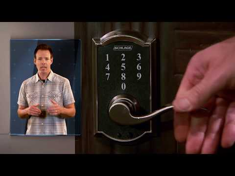 Schlage Touch™ Lever Installation Tutorial