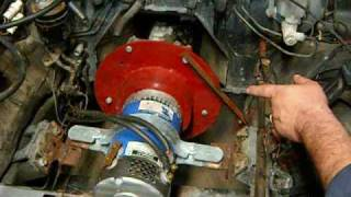 getlinkyoutube.com-(16) Electric Suzuki Samurai EV the brake system