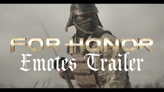 getlinkyoutube.com-For Honor Trailer (fixed the emotes)