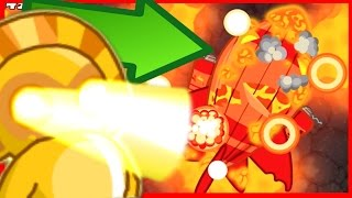 getlinkyoutube.com-INSANE NEW BOSS BALLOON! BLASTAPOPULOS! - Bloons Tower Defense Monkey City - DESTROY THE BOSS!