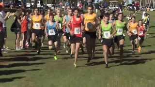 getlinkyoutube.com-2013 Foot Locker Cross Country Boys Race