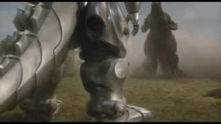 getlinkyoutube.com-Godzilla vs Mechagodzilla II: First Battle