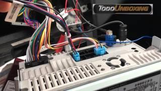 getlinkyoutube.com-Instalación radio cd 2DIN S160 android volkswagen VW Parte 2