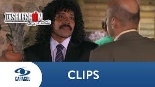 getlinkyoutube.com-Higuita enfrenta al ayudante de Pablo Escobar - La Selección
