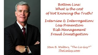 getlinkyoutube.com-Interviewing and Interrogation Training: Loss Prevention & Risk Mgmt