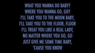 getlinkyoutube.com-Deorro & Chris Brown - Five More Hours (Lyrics)