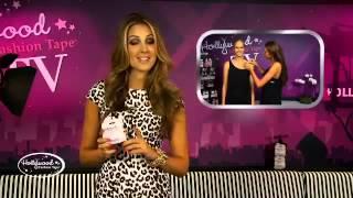 getlinkyoutube.com-Hollywood Fashion Tape- How to use Fashion Tape