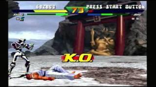 getlinkyoutube.com-Street Fighter EX Plus Alpha - Skullomania Playthrough