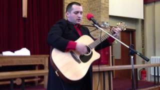 getlinkyoutube.com-Dima Budac - Tine-ma de mana Isuse