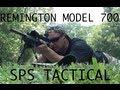 Remington 700 SPS Tactical 308 - Shooting