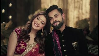 Most Beautiful Virat and Anushka's Loving Ad width=