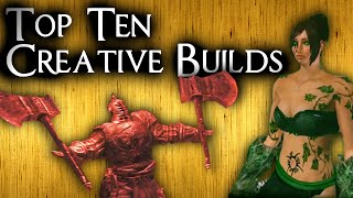 getlinkyoutube.com-Dark Souls 2 - Top Ten Creative Builds! (19)