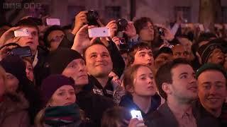 Fireworks BBC 2013