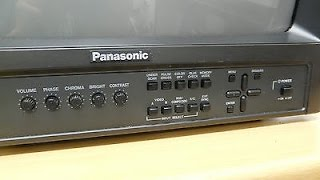 getlinkyoutube.com-Panasonic BT-M2090Y CRT Pro Monitor