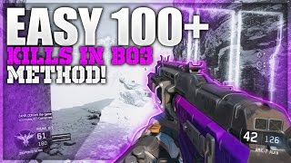 "getlinkyoutube.com-COD Black Ops 3 EASY Method For ""100+ KILLS"" In BO3! & COD BO3 Best ""Strategy For High Kills"" (BO3)"