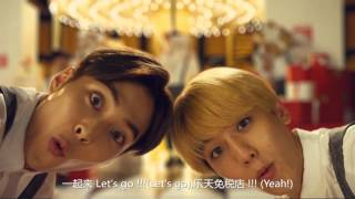 getlinkyoutube.com-2016 LOTTE DUTY FREE Music Video #Full ver_CHN