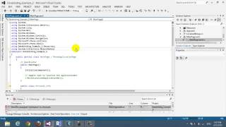 getlinkyoutube.com-[Code A World] Working with Data Binding on Windows Phone 8 | Part 2