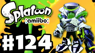 Splatoon - Gameplay Walkthrough Part 124 - Inkling Squid amiibo! (Nintendo Wii U)