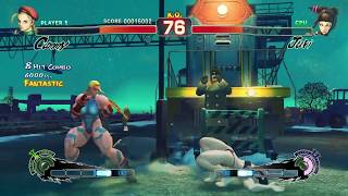 getlinkyoutube.com-Juri Muscle Mod for SSFIVAE