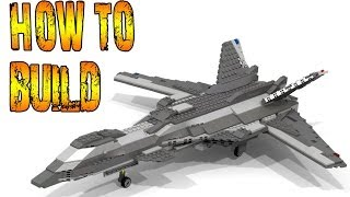 getlinkyoutube.com-HOW TO BUILD a Futuristic Fighter LEGO
