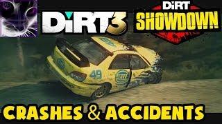 getlinkyoutube.com-DiRT 3 / Showdown - Crashes and Accidents Compilation #1