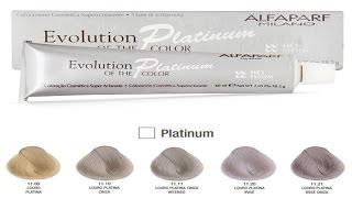 getlinkyoutube.com-Corrigindo o loiro com a tinta platinium 11.11 da alfaparf!(Loiro muito claro acinzentado)