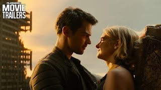 getlinkyoutube.com-Tris & Four's Big Kiss - THE DIVERGENT SERIES: ALLEGIANT Clip 'Heights' [HD]