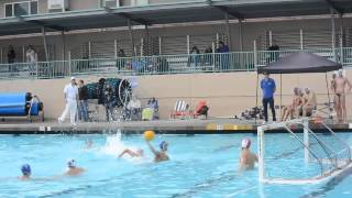 getlinkyoutube.com-Kian Lotfi, Class of 2016, College Waterpolo recruiting video