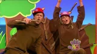 getlinkyoutube.com-Hi-5 Beaver Rap