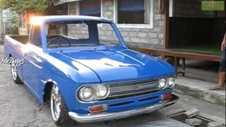 getlinkyoutube.com-Datsun 520 Pickup Restoration