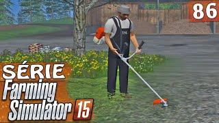 getlinkyoutube.com-Farming Simulator 2015 - Roçadeira de Grama
