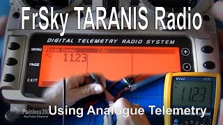 getlinkyoutube.com-FrSky TARANIS Quick Tip – Using Analogue Telemetry (AD1, AD2, A1, A2) with a FBVS01